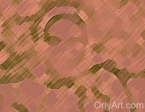 orly aviv fine art media